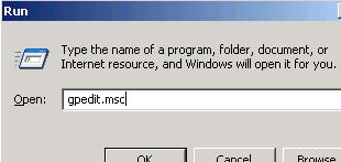 Jendela Run Windows