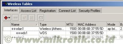 wirelesstable-interface